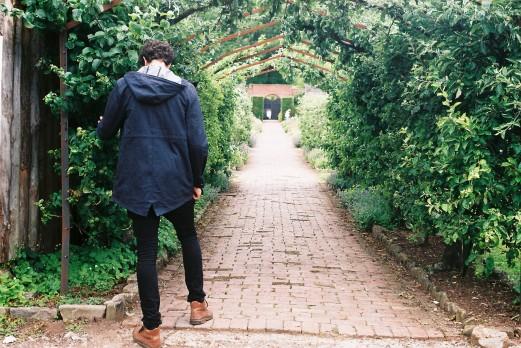 ethicurean walled garden